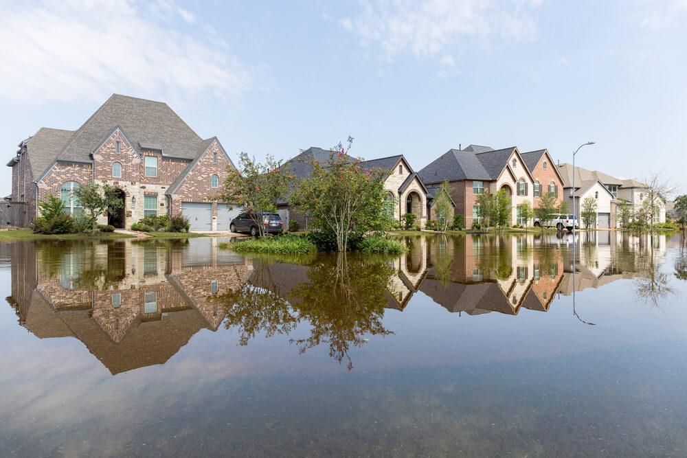 Hurricane Harvey Flood Damages