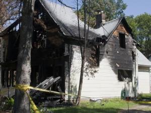 Smoke Damage Insurance Claim