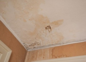 Water Damage In Home