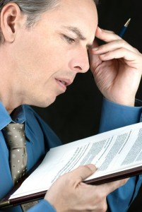 Reading Confusing Home Insurance Policy Contract
