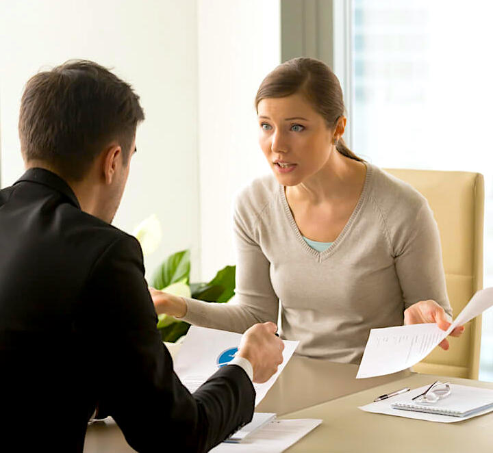 Dealing With The Insurance Adjuster