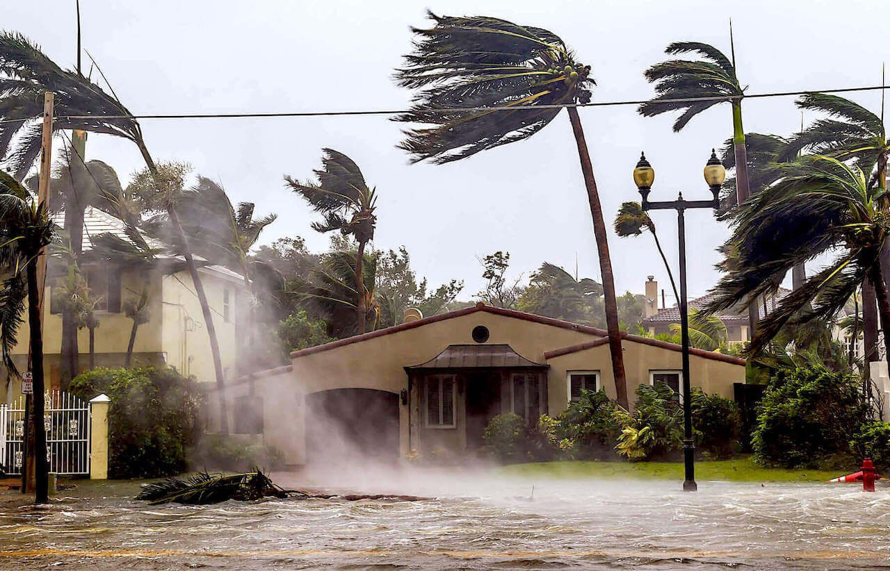 Hurricane Insurance Claim