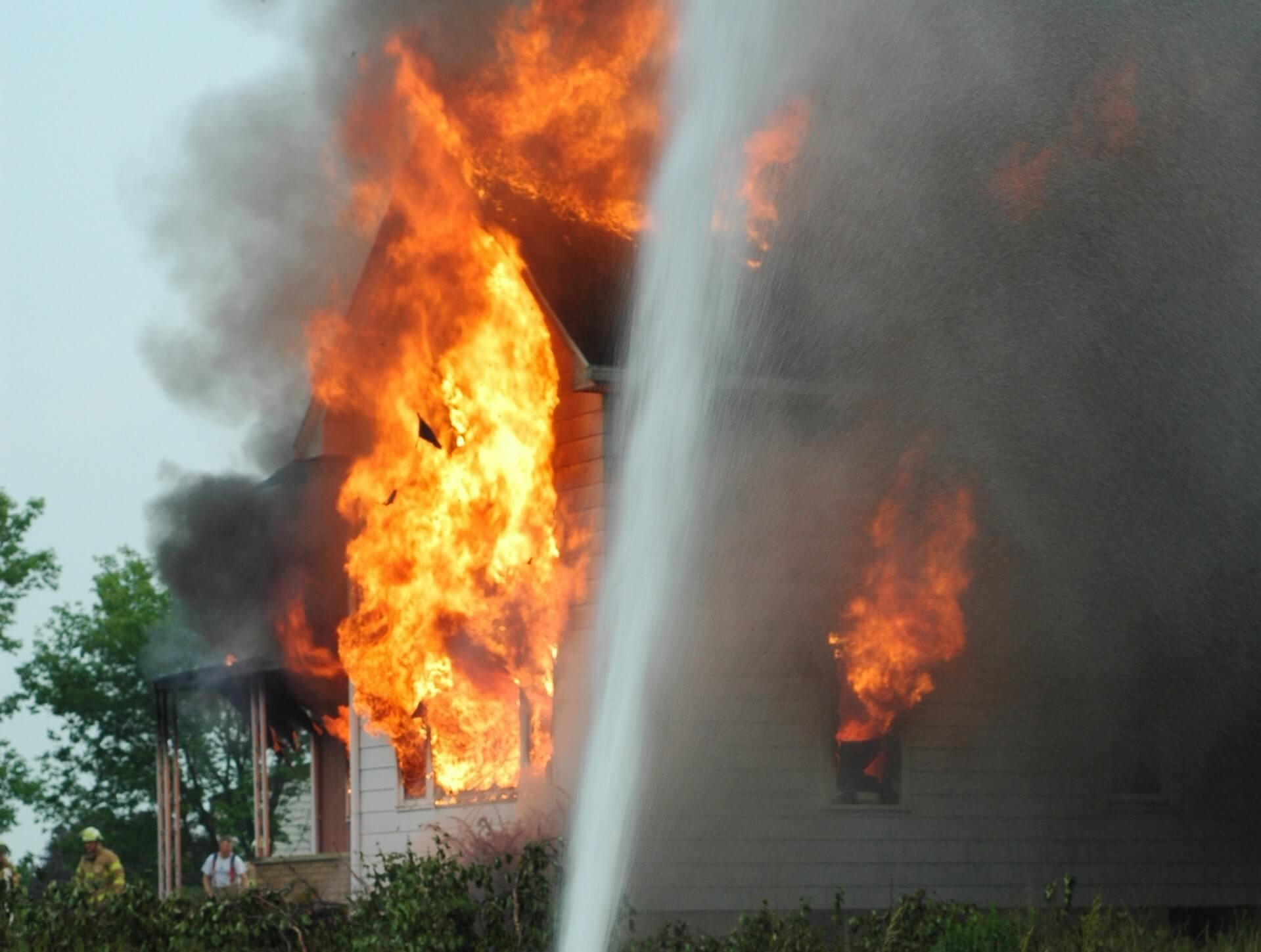 Fire Insurane Claim